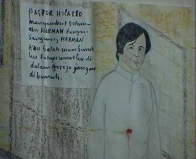 Pastor Hilario