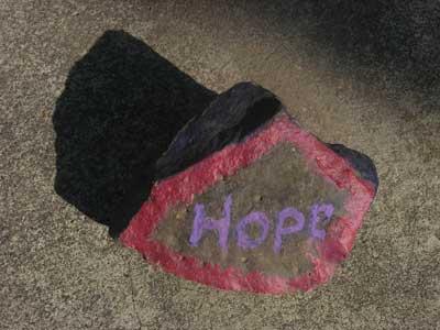 Hope rock