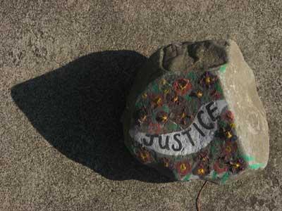 Justice rock