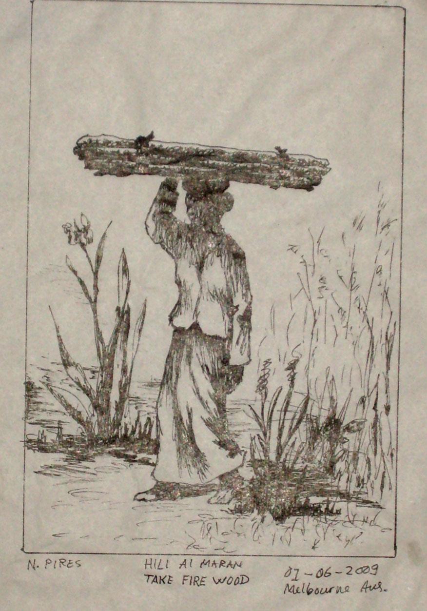 take-firewood-hili-al-maran