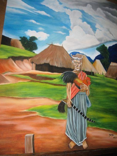 sergio-traditional-man