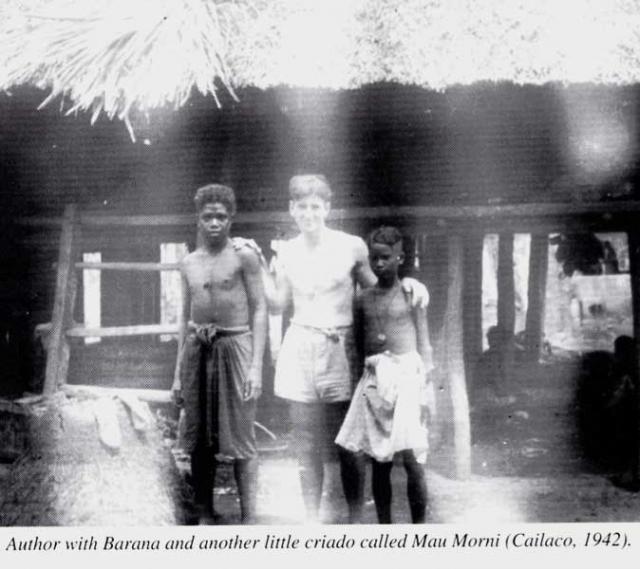 Archie Barana & Mau Morni (Cailaco, 1942)