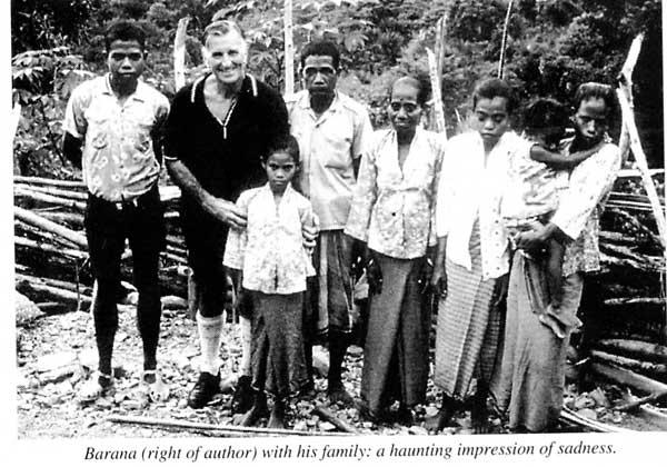 Archie Barana & Family 1973