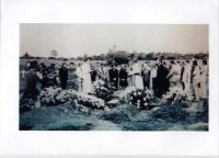 Graveside Fake Funeral Jakarta 1975