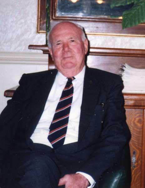 Lt Tom Nisbet 1993