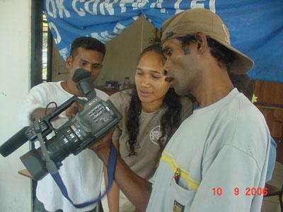 Graci & Natu teaching